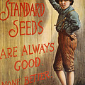 Seed Company Poster, C1890 by Granger