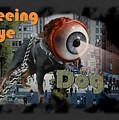 Seeing Eye Dog by Joseph Juvenal