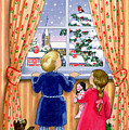 Seeing The Snow by Lavinia Hamer