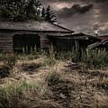 Seen Better Days by Peter Hayward Photographer