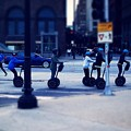 Segway - City Of Chicago by Frank J Casella