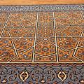 Sehzade Mosque Prayer Carpet by Bob Phillips