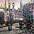 Seine by Brian Simons