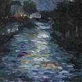Seine by Susan Moore