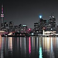 Selective Color Toronto by Frozen in Time Fine Art Photography