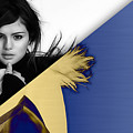 Selena Gomez Collection by Marvin Blaine