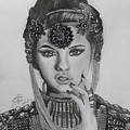 Selena Gomez by Mary Joy Asuncion