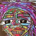 Self Portrait 2018 by Odalo Wasikhongo