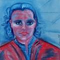 Self Portrait by Caroline Street