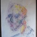 Self-portrait  by Costin Tudor