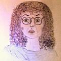 Self-portrait by Della Turner