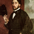Self Portrait by Edgar Degas