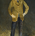 Self-portrait by Edouard Manet