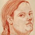 Self Portrait by Jean Haynes