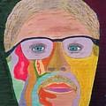 Self Portrait by John Cunnane
