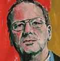 Self Portrait by Richard Long