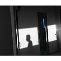 Self-portrait Shadow 3 by Stan  Magnan