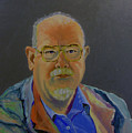 Self Portrait by Stan Hamilton