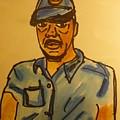 Self Portrait by Troix Johnson