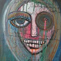 Self Portrait  Youre Beautiful by Laurie Maves ART