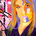 Self Portraiture Digital Art Photography by Lisa Kaiser