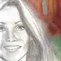 Self Sketch 2005 by Elizabeth Silk