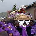Semana Santa Procession V by Kurt Van Wagner