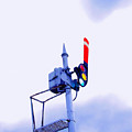 Semaphore Signal by Pat Turner