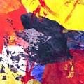 Semi-abstract Collage by Joe Hagarty