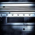 Semi Truck Monocromatico by Fei A