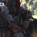Seminole Horseman by David Lee Thompson