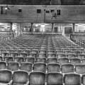 Senate Theatre Seating Detroit Mi by Nicholas  Grunas