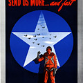 Send Us More And Fast -- Ww2  by War Is Hell Store