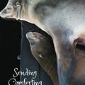Sending Comforting Cuddles by Carol Groenen