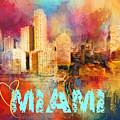 Sending Love To Miami by Jai Johnson