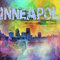 Sending Love To Minneapolis by Jai Johnson
