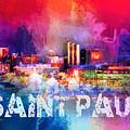 Sending Love To Saint Paul by Jai Johnson