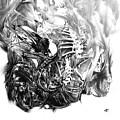 Senescence 7 by Paul Davenport