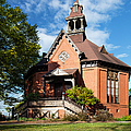 Seney-stovall Chapel by Brian Jannsen