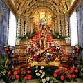 Senhor Bom Jesus Da Pedra by Gaspar Avila
