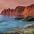 Senja Red by Alex Conu