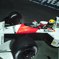 Senna Into 9 by Paolo Govoni