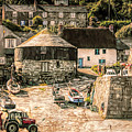 Sennen Cove Cornwall by Linsey Williams