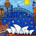 Sensational Sydney by Lisa  Lorenz