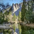 Sentinel Rock Yosemite by Adam Rainoff
