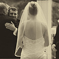 Sepia 3 Wedding Couple Example by David Patterson