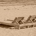 Sepia Chairs by Rob Hans