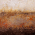 Sepia Wetlands by Ruth Palmer