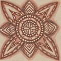 Sepia Zen 2 by Kitty Perkins
