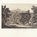 Sepolcro Di L. Cellio A Tivoli by Albert Christoph Dies